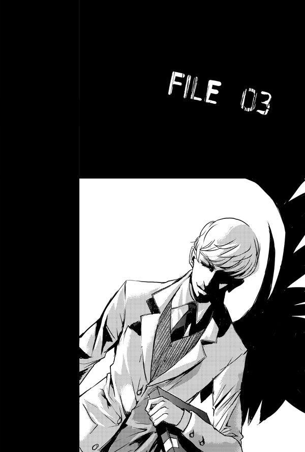 Simon Sues 3: Chapter 3: The End/Beginning at MangaFox.la