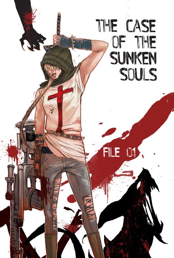 Simon Sues 1: Docket 89: Case of the Sunken Souls at MangaFox.la