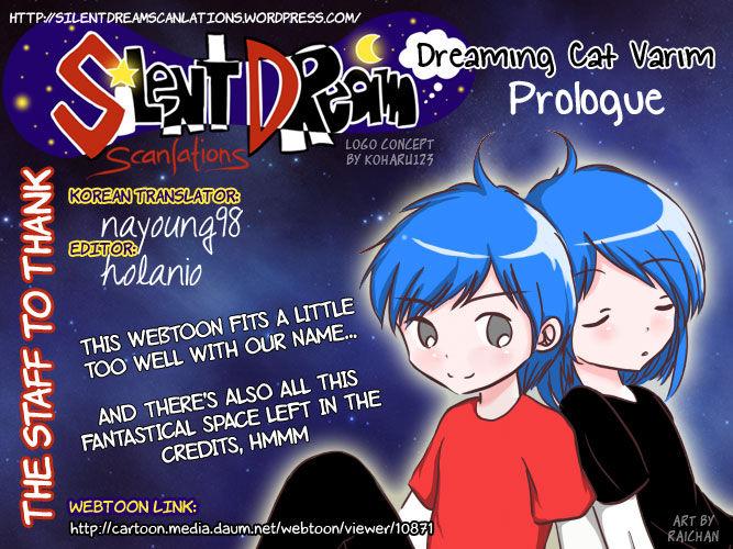 Dreaming Cat Varim 0: Prologue at MangaFox.la