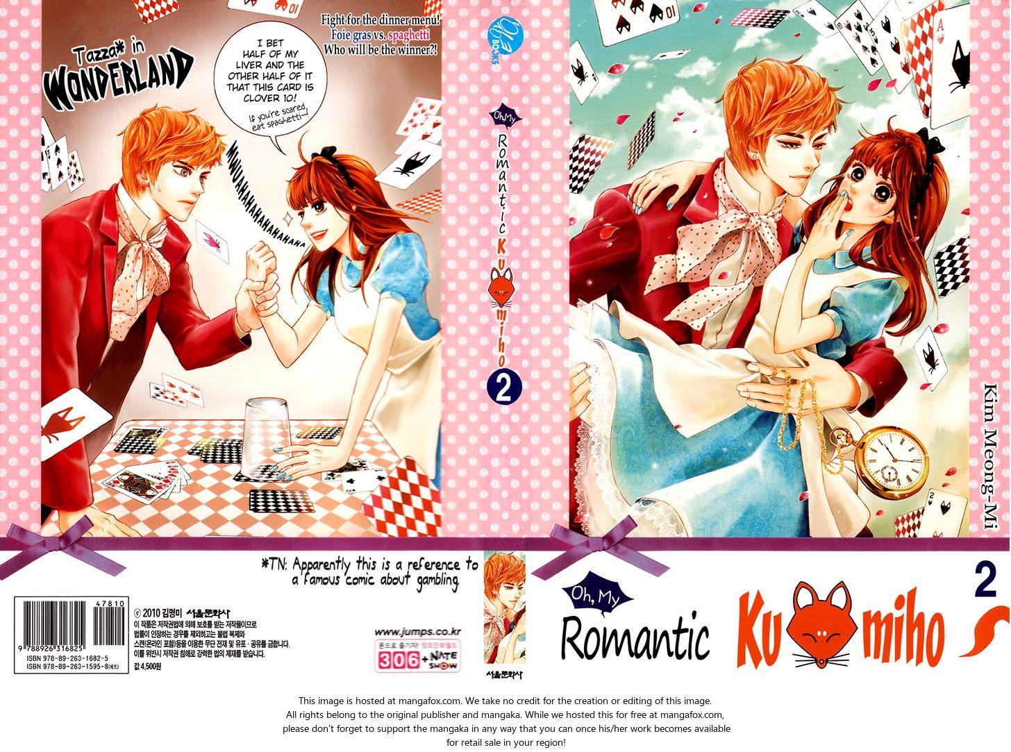 Oh, My Romantic Kumiho 5 at MangaFox.la
