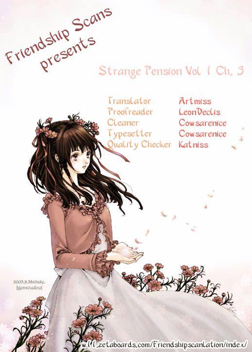 Strange Pension 3 at MangaFox.la