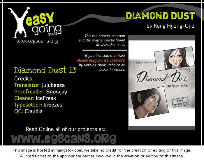 Diamond Dust (KANG Hyung-Gyu) 13 at MangaFox.la