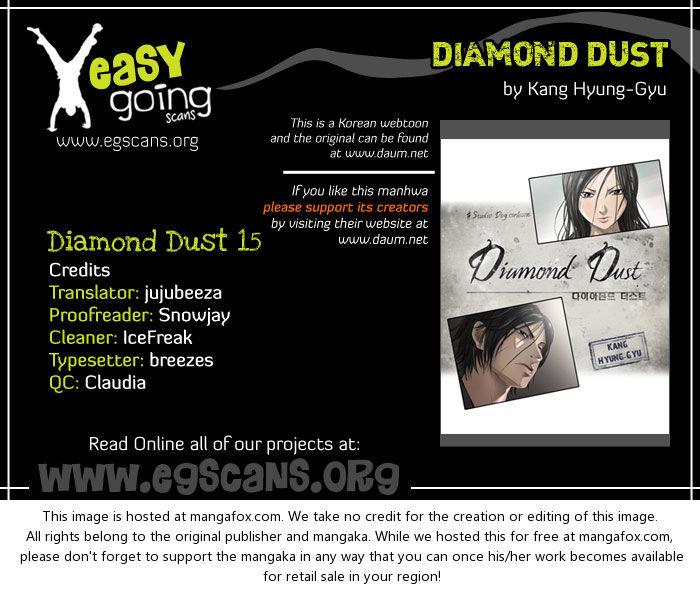 Diamond Dust (KANG Hyung-Gyu) 15 at MangaFox.la