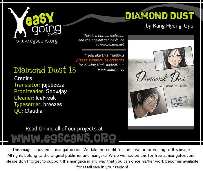 Diamond Dust (KANG Hyung-Gyu) 18 at MangaFox.la