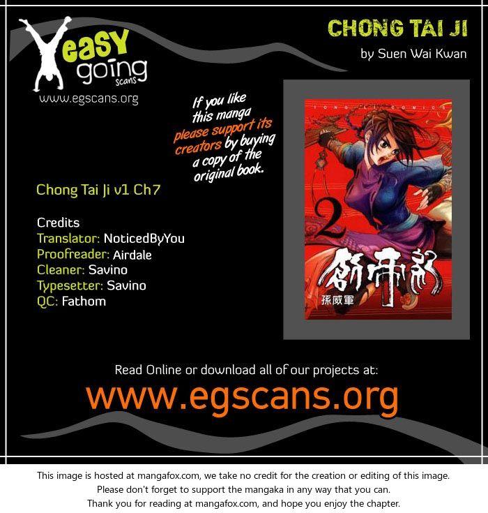 Chong Tai Ji 7 at MangaFox.la