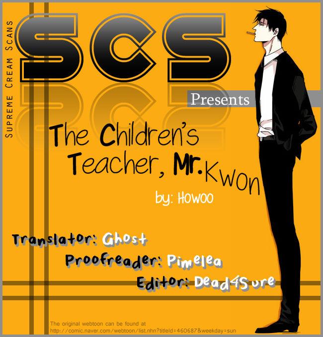 The Children's Teacher, Mr. Kwon 2: Kang San, Cha Shiru at MangaFox.la