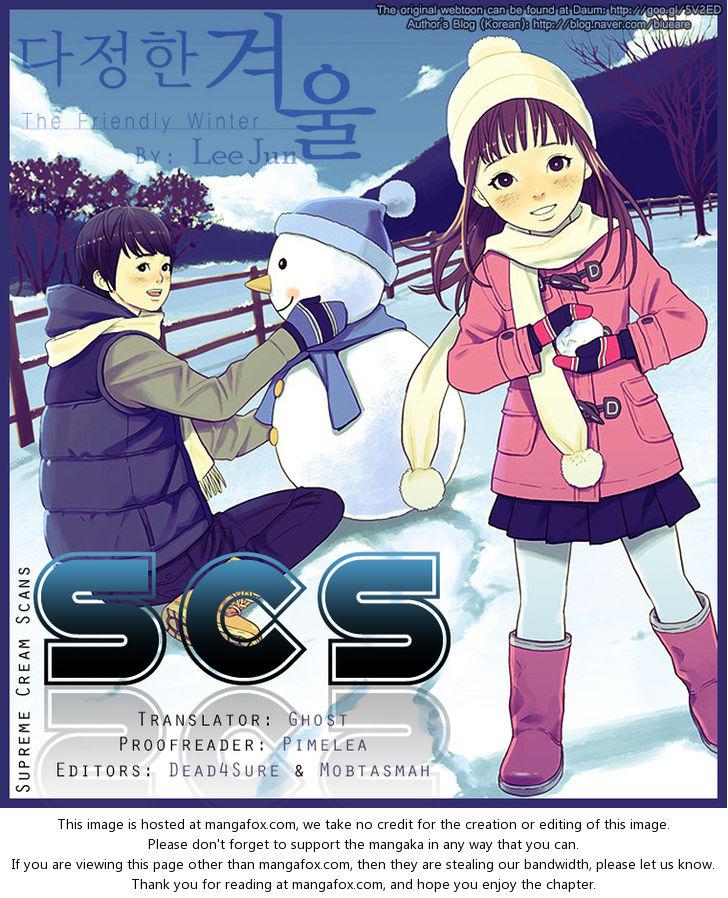 The Friendly Winter 28: An Incomprehensible Reason at MangaFox.la