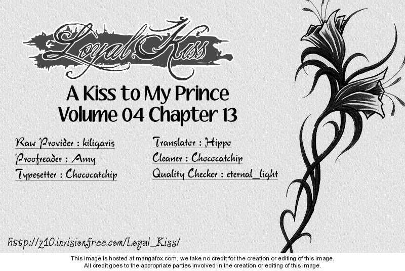 A Kiss To My Prince 13 at MangaFox.la