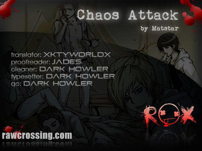 Chaos Attack 0: Prologue at MangaFox.la