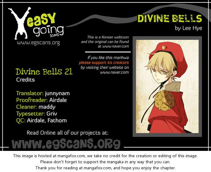 Godly Bells 21: Tricks at MangaFox.la