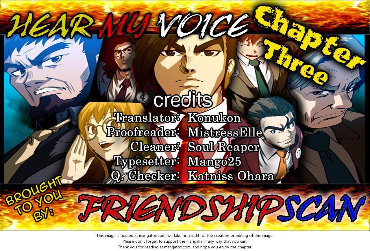 Hear My Voice 3 at MangaFox.la