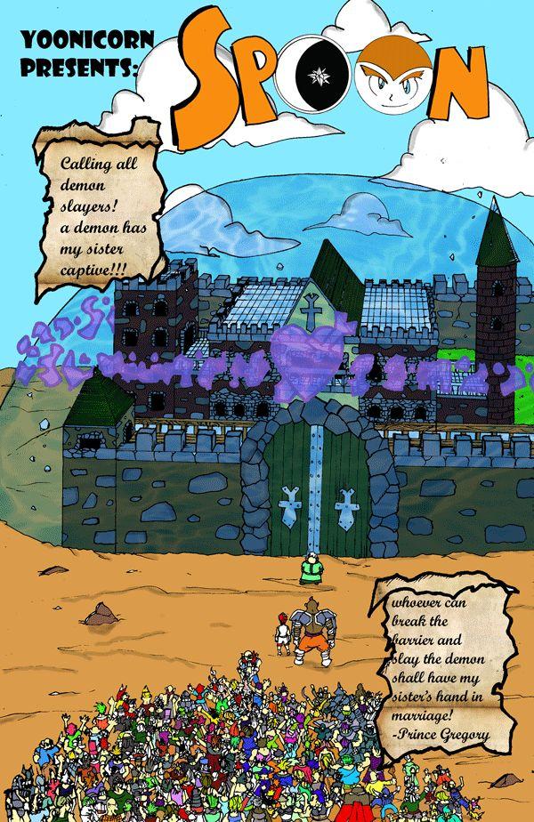 SPOON 3: The Princess in the Tower at MangaFox.la