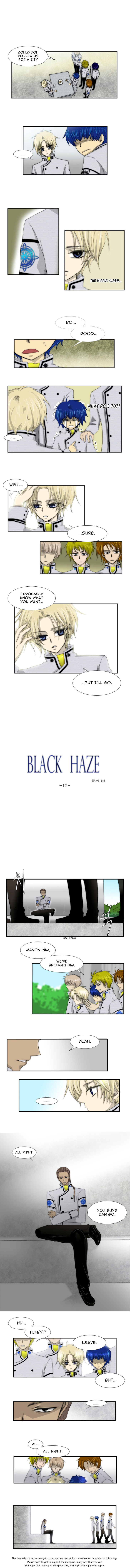 Black Haze 17 at MangaFox.la