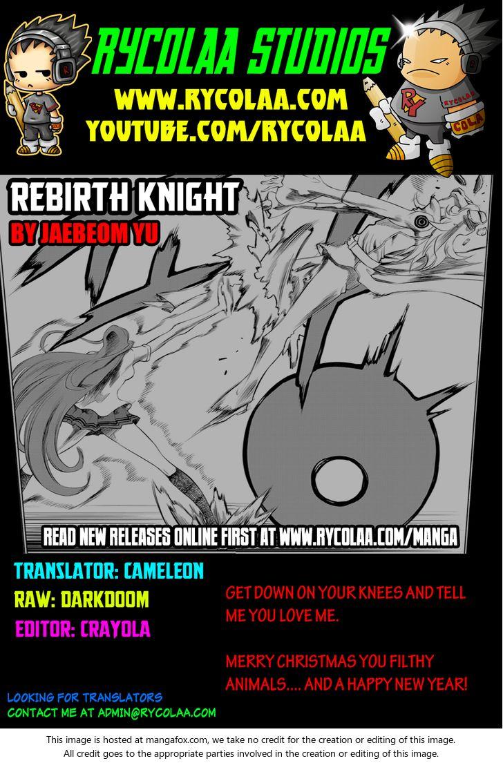 Rebirth Knight 10 at MangaFox.la