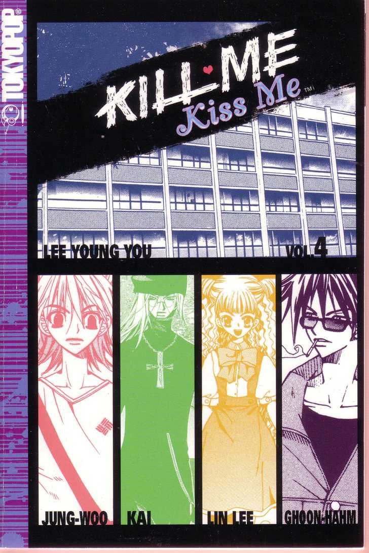 Kill Me Kiss Me 0 at MangaFox.la