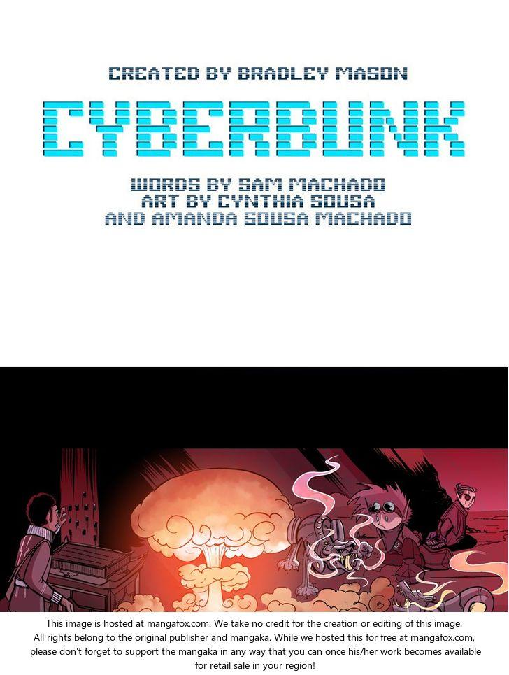 Cyberbunk 61 at MangaFox.la