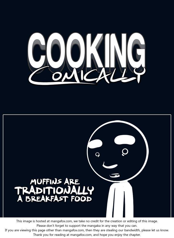 Cooking Comically 35: Caramel Apple Muffins at MangaFox.la