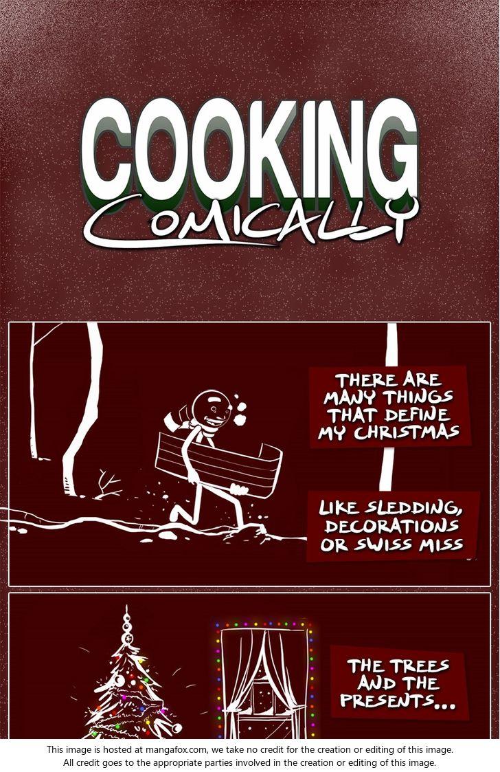 Cooking Comically 47: Cany Cane Cookies at MangaFox.la