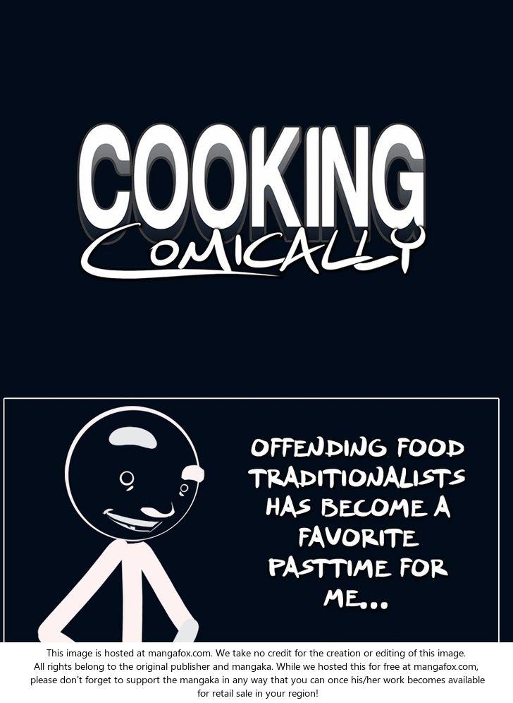 Cooking Comically 55: Chicken Parmesan Bake at MangaFox.la