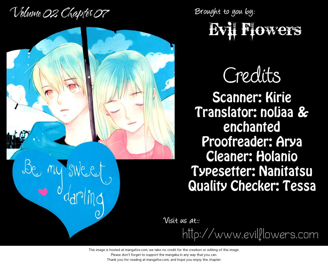 Be My Sweet Darling 13 at MangaFox.la