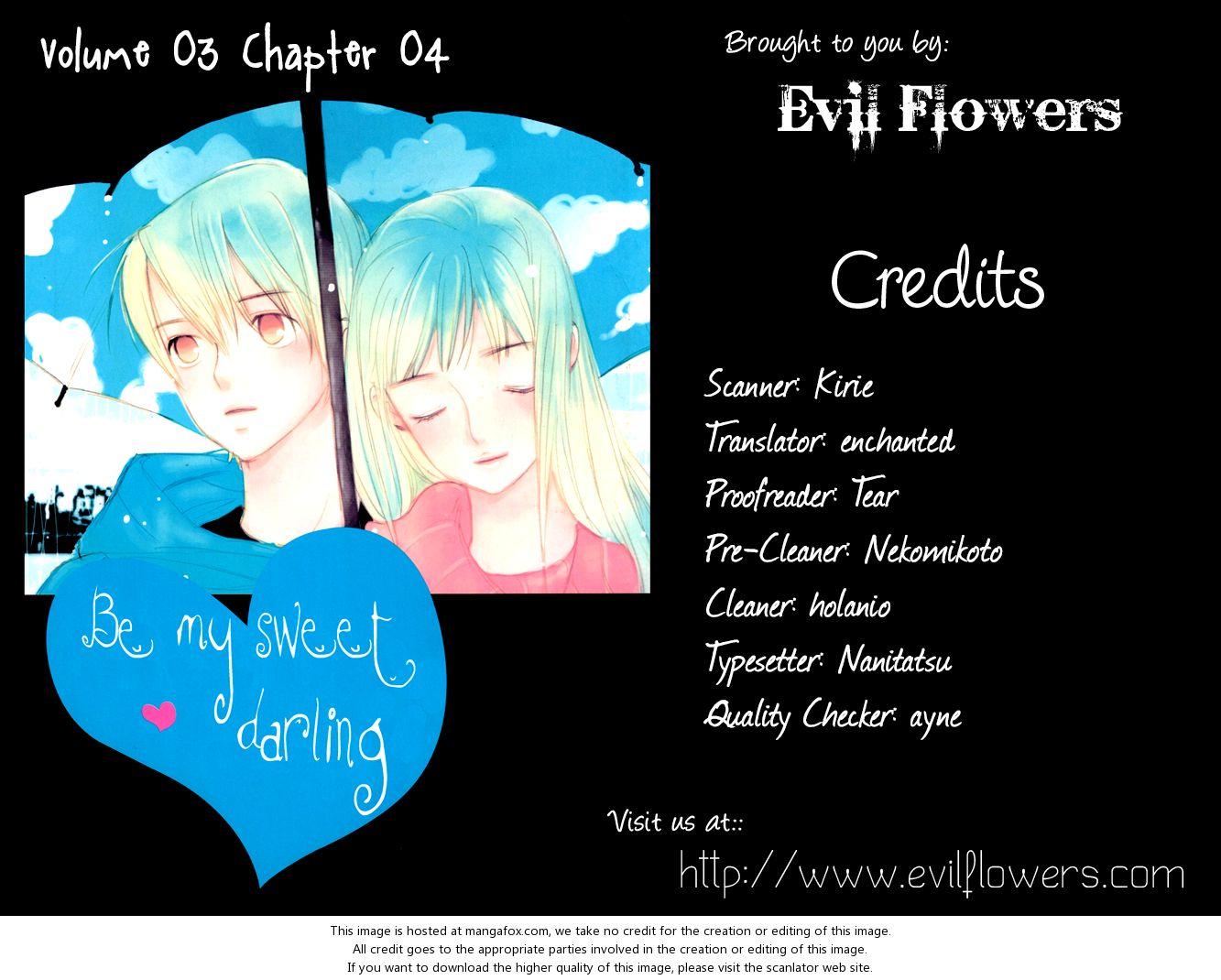 Be My Sweet Darling 17 at MangaFox.la