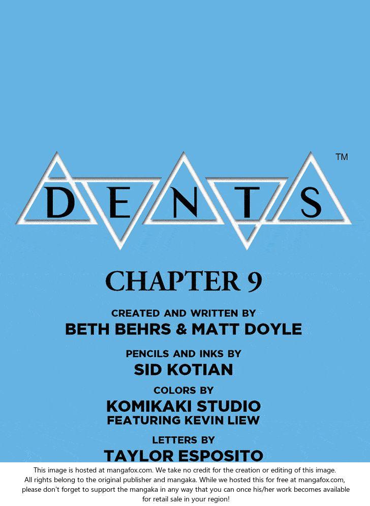 Dents 9 at MangaFox.la