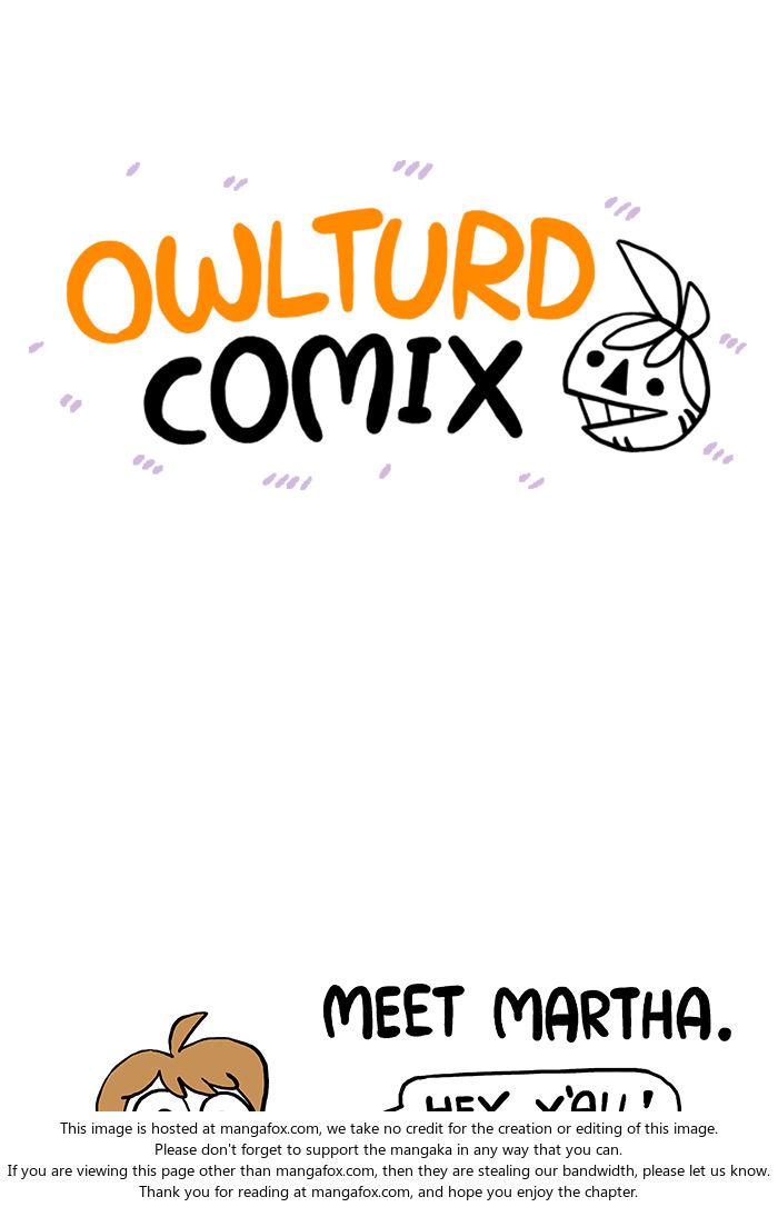 Bluechair 182.6: Owlturd #11 Martha is the Worst at MangaFox.la