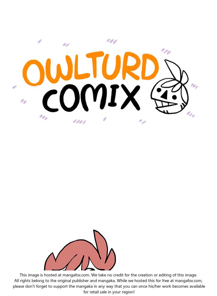 Bluechair 201.6: Owlturd #20 Visits at MangaFox.la