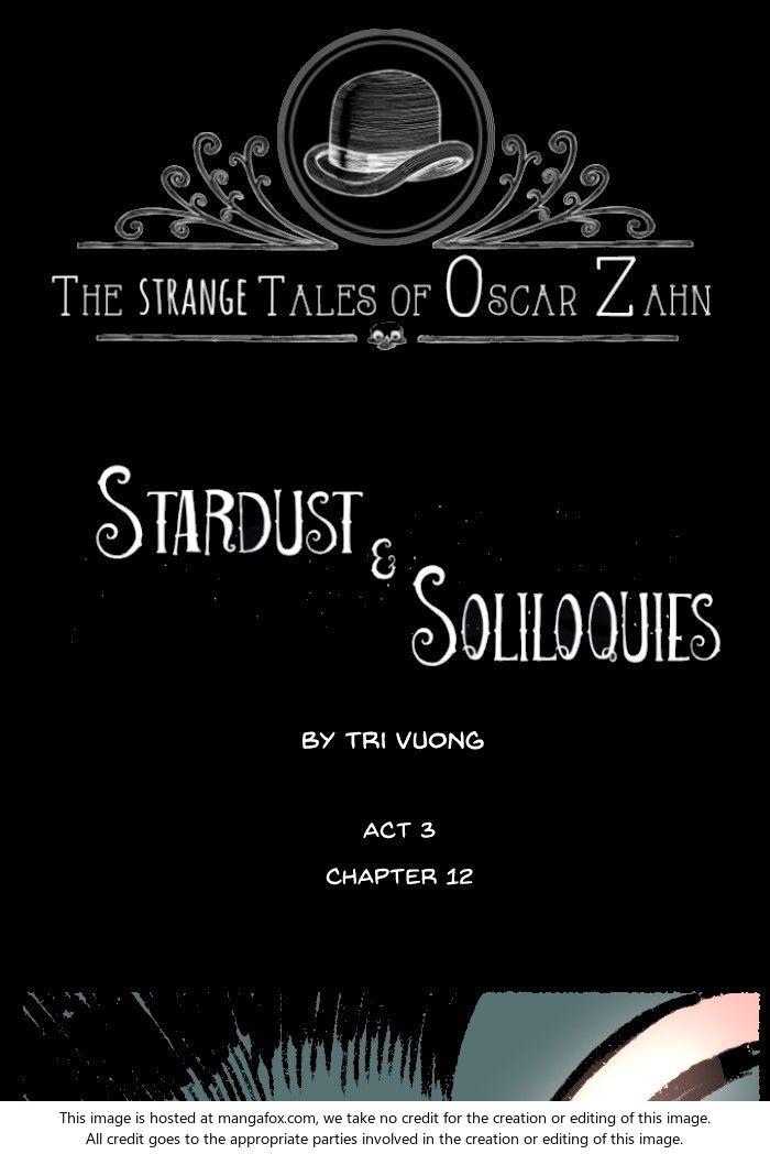 The Strange Tales of Oscar Zahn 64 at MangaFox.la
