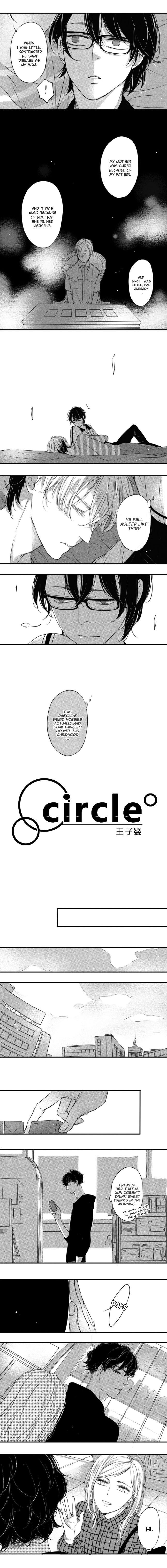 Circle (WANG Zi Ying) 66 at MangaFox.la