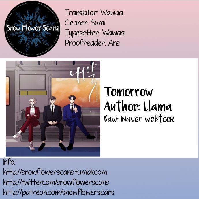 Tomorrow (Llama) 9: Falling Flower (6) at MangaFox.la