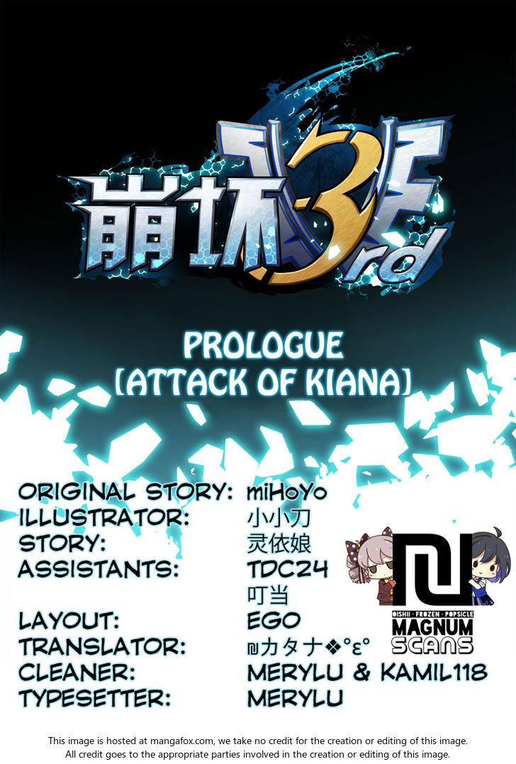 Honkai Impact 3 0: Prologue [Attack of Kiana] at MangaFox.la