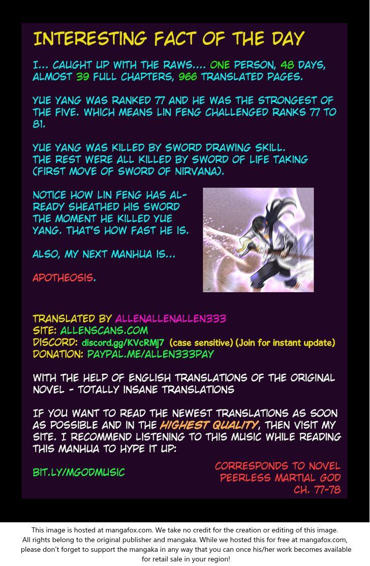 God of Martial Arts 39 2 - Read God of Martial Arts 39 2 Online - Page 1