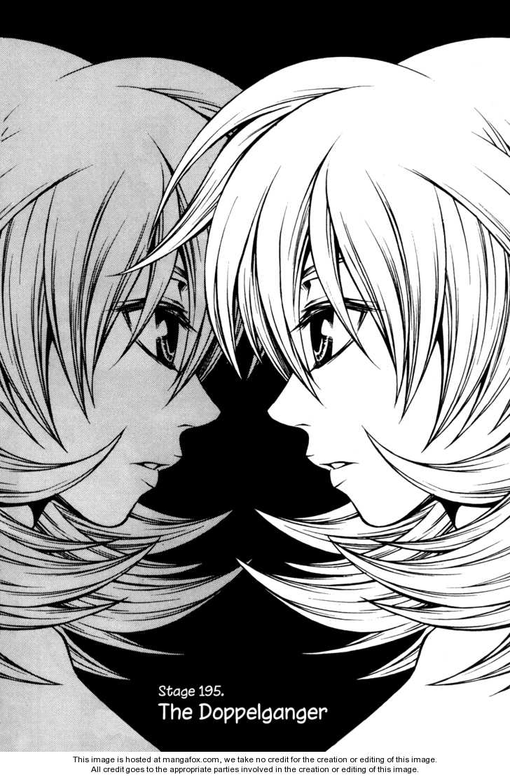 Yureka 195: The Doppelganger at MangaFox.la