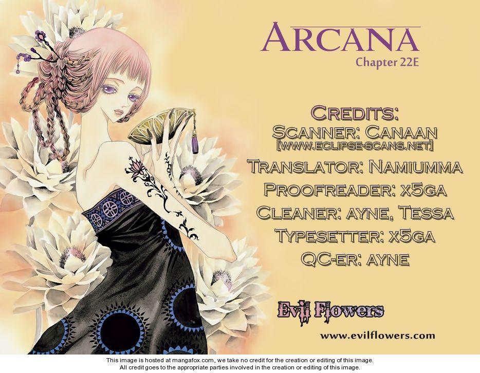 Arcana (Lee So Young) 22.5 at MangaFox.la