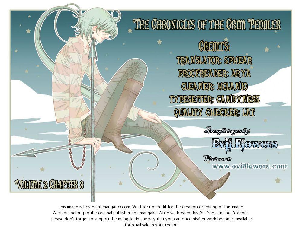 Chronicles of the Grim Peddler 8: Rumpelstiltskin at MangaFox.la