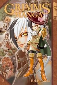 Grimms Manga