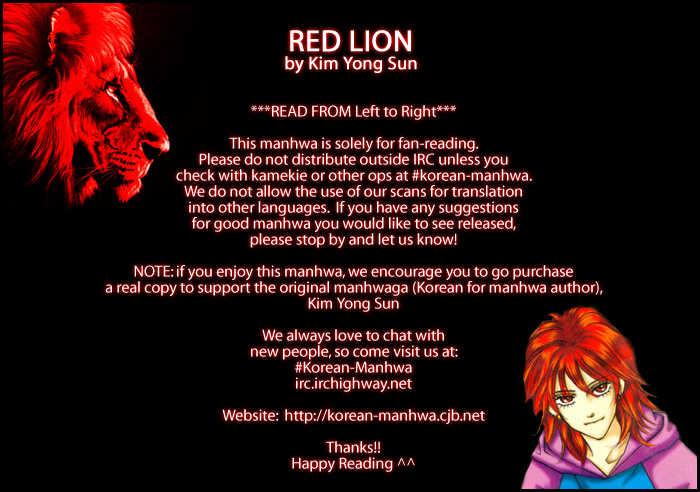 Red Lion 2 at MangaFox.la