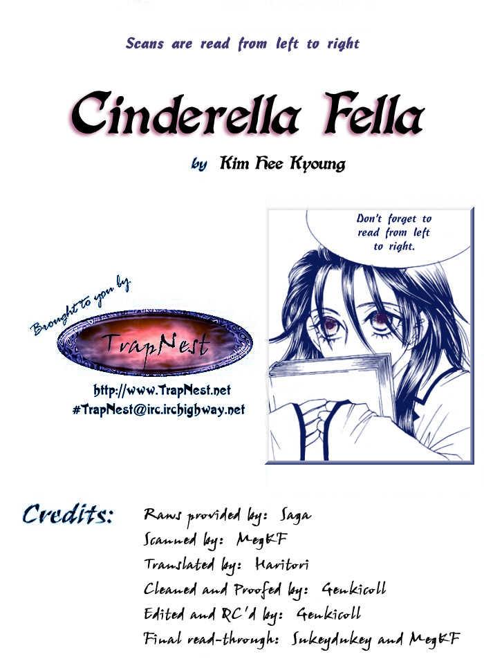 Cinderella Fella 2: Angel at MangaFox.la