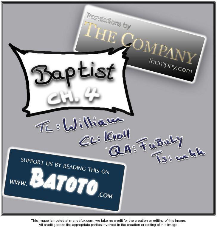 Baptist 4: A two Year's Vacaction (1) at MangaFox.la