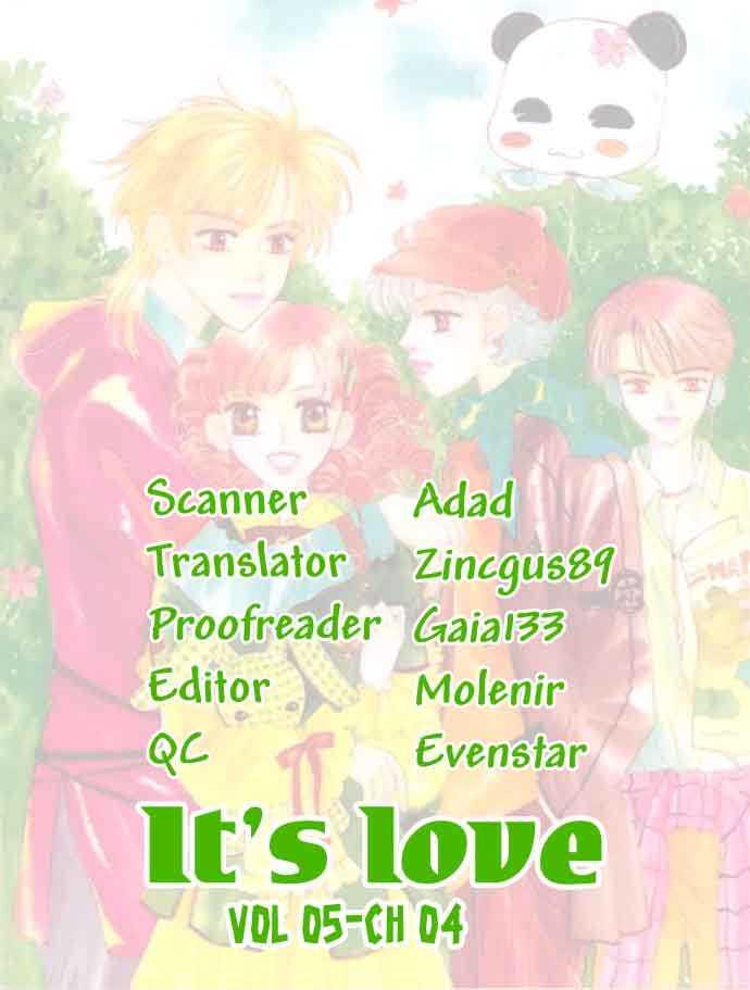 It's Love 4 at MangaFox.la