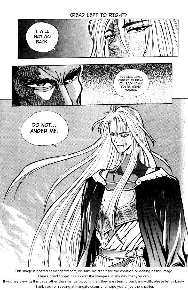 The Legend of Soma 5 at MangaFox.la