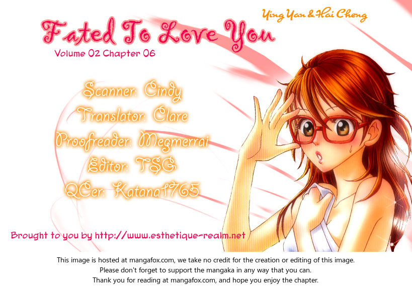 Fated to Love You 6 at MangaFox.la