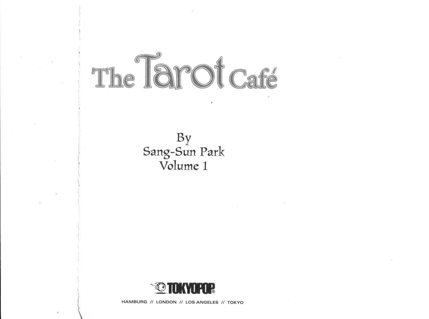 The Tarot Cafe 0 at MangaFox.la