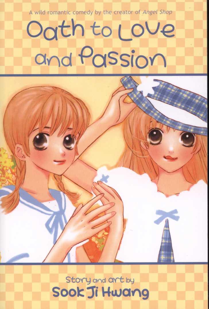 Oath to Love & Passion 0 at MangaFox.la