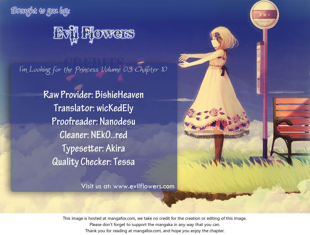 I'm Looking for the Princess 10 at MangaFox.la