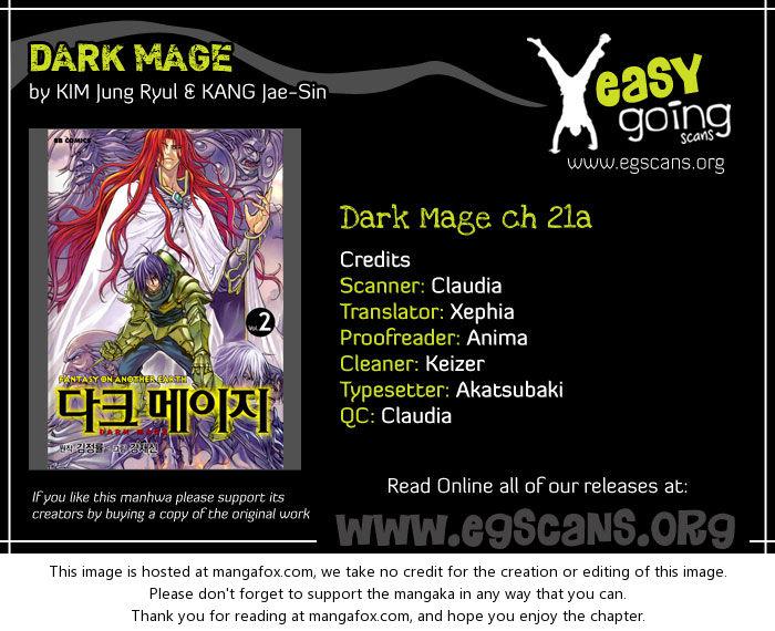 Dark Mage 21.1 at MangaFox.la