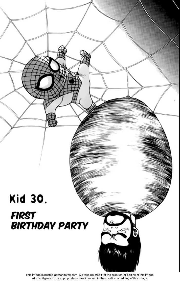 Kid Gang 30: First Birthday Party at MangaFox.la