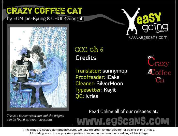 Crazy Coffee Cat 6: Sonic Youth at MangaFox.la