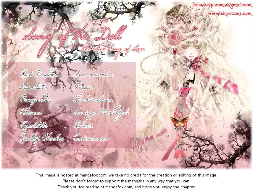 Song of the Doll 8.1: The Sad Song of Love (1) at MangaFox.la